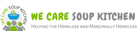 We Care Soup Kitchen - Helping the Homeless and Marginally Homeless