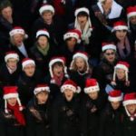 CAROLS, HYMNS AND MUSIC – QUEEN RD. WATFORD HIGH ST. 16th DEC.